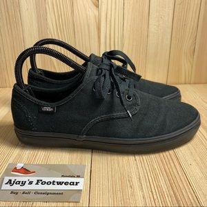 Vans Black Authentic TB4R Unisex Shoes